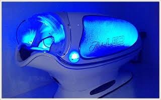 LEDライトスパ&ダイエットカプセル
